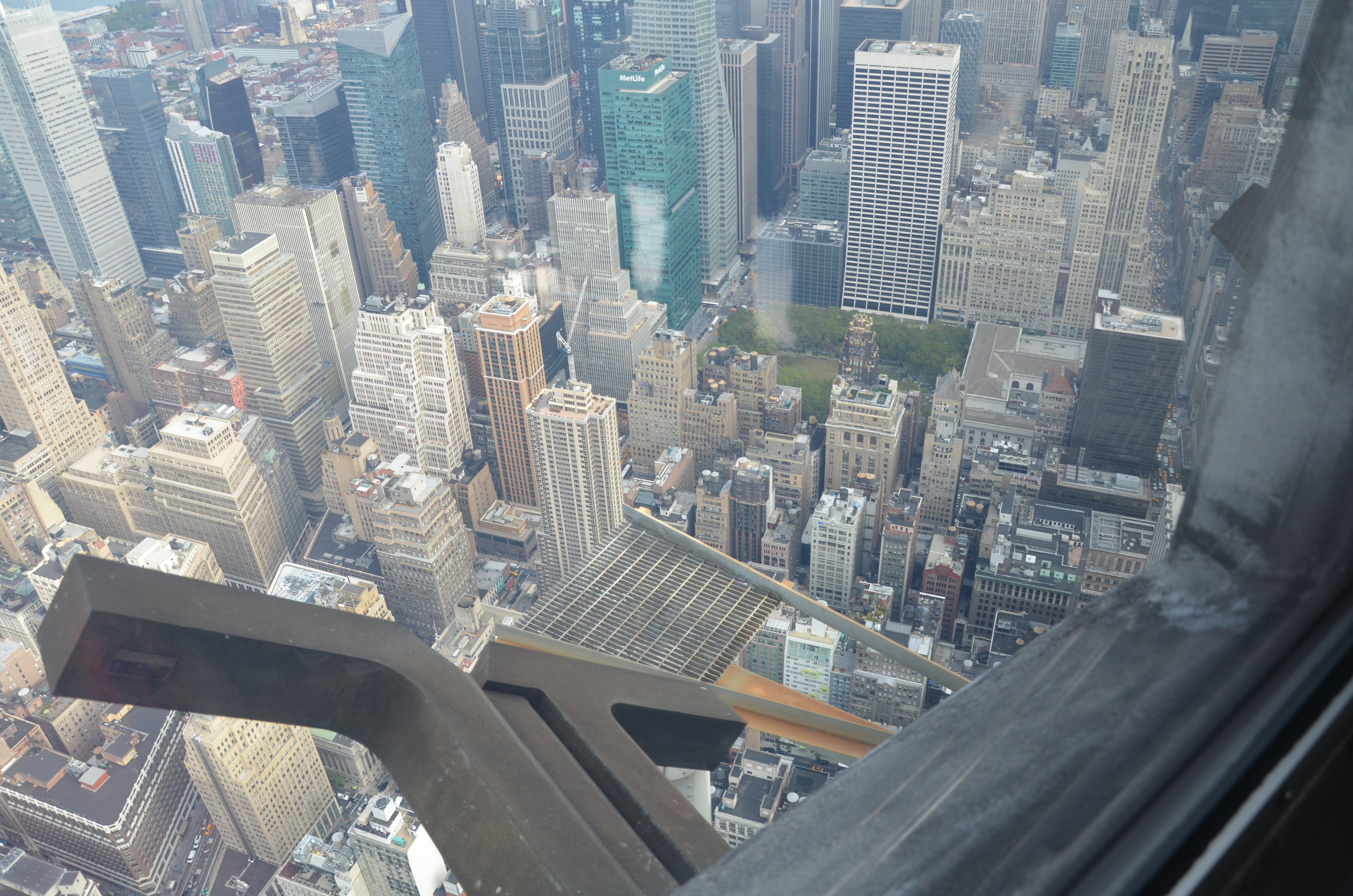 Land of the free home of the brave the american dream for 102nd floor of the empire state building