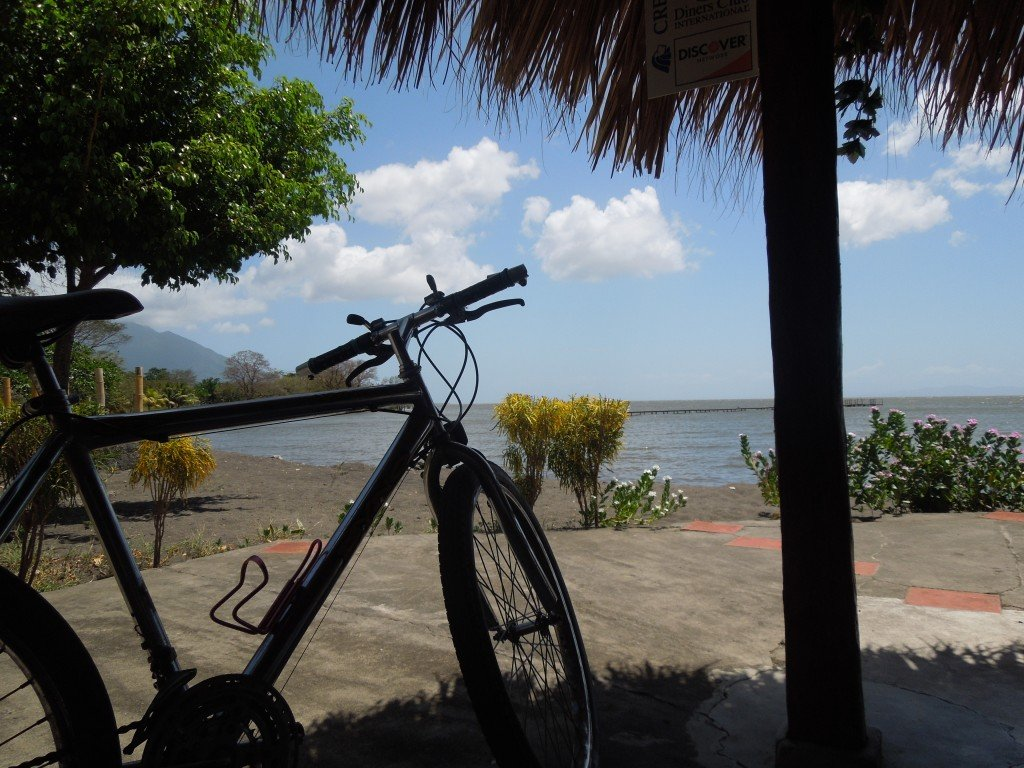Bicycle, Isla de Ometepe