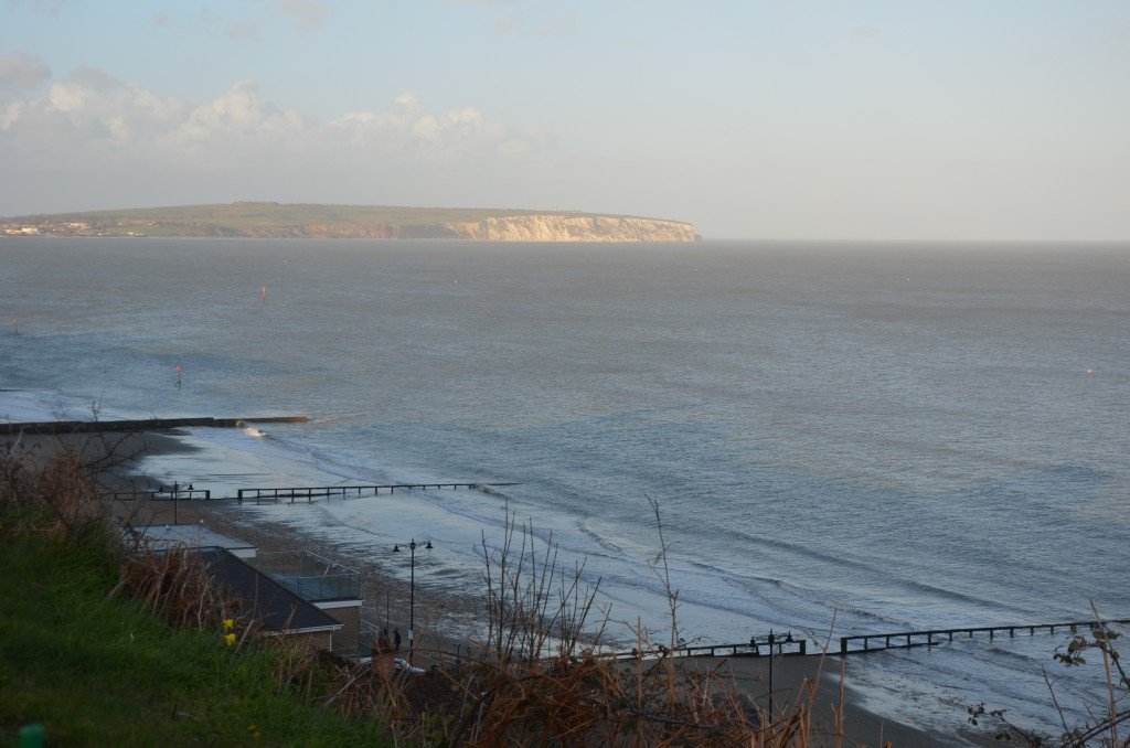 View from Shanklin
