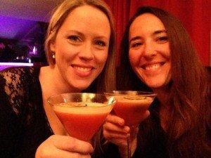 Pornstar Martini at Le Farinet Lounge