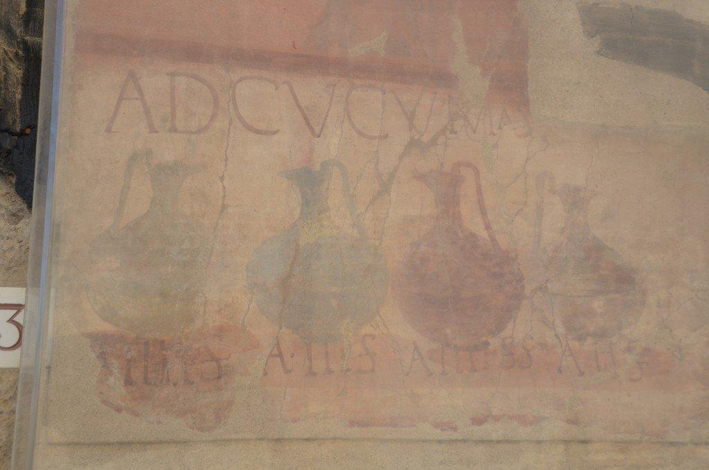 Herculaneum wine pricing