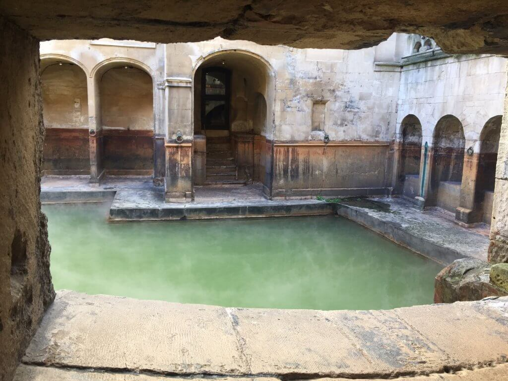 The Sacred Spring, Bath