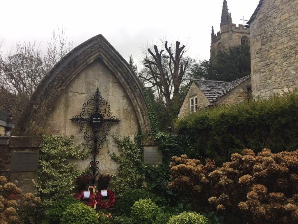 Castle Combe war memorial