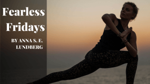 Fearless Fridays with Laura Gwilliam